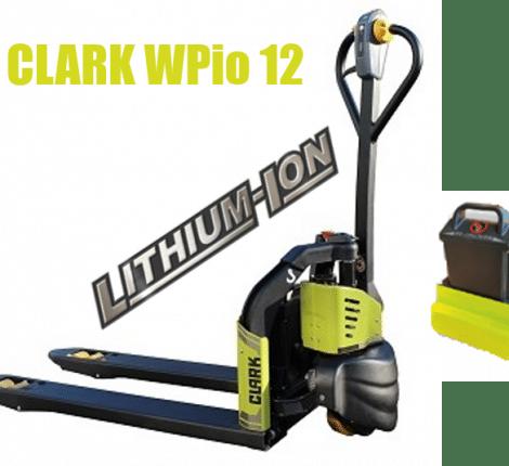 transpalette électrique clarck